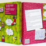 Denkdobbelen voor- en achterkant doos