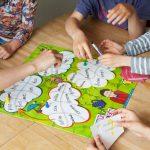 Denkdobbelen | het spelbord
