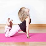 yoga met een twist