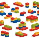 Lego is niet goed voor de ontwikkeling van de fantasie van kinderen